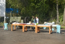 16 сентября 2016г. Полевая кухня КП-125 в г.Самара